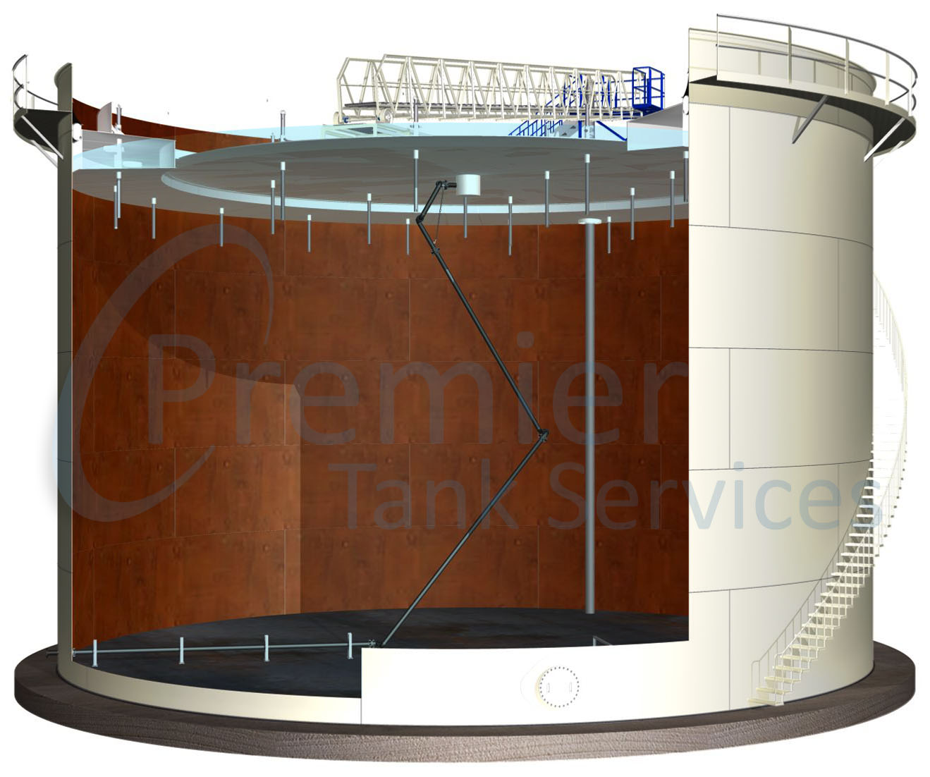 Articulated Drain System - click to enlarge