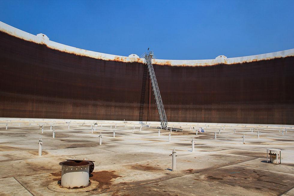Floating Roof Storage Tank